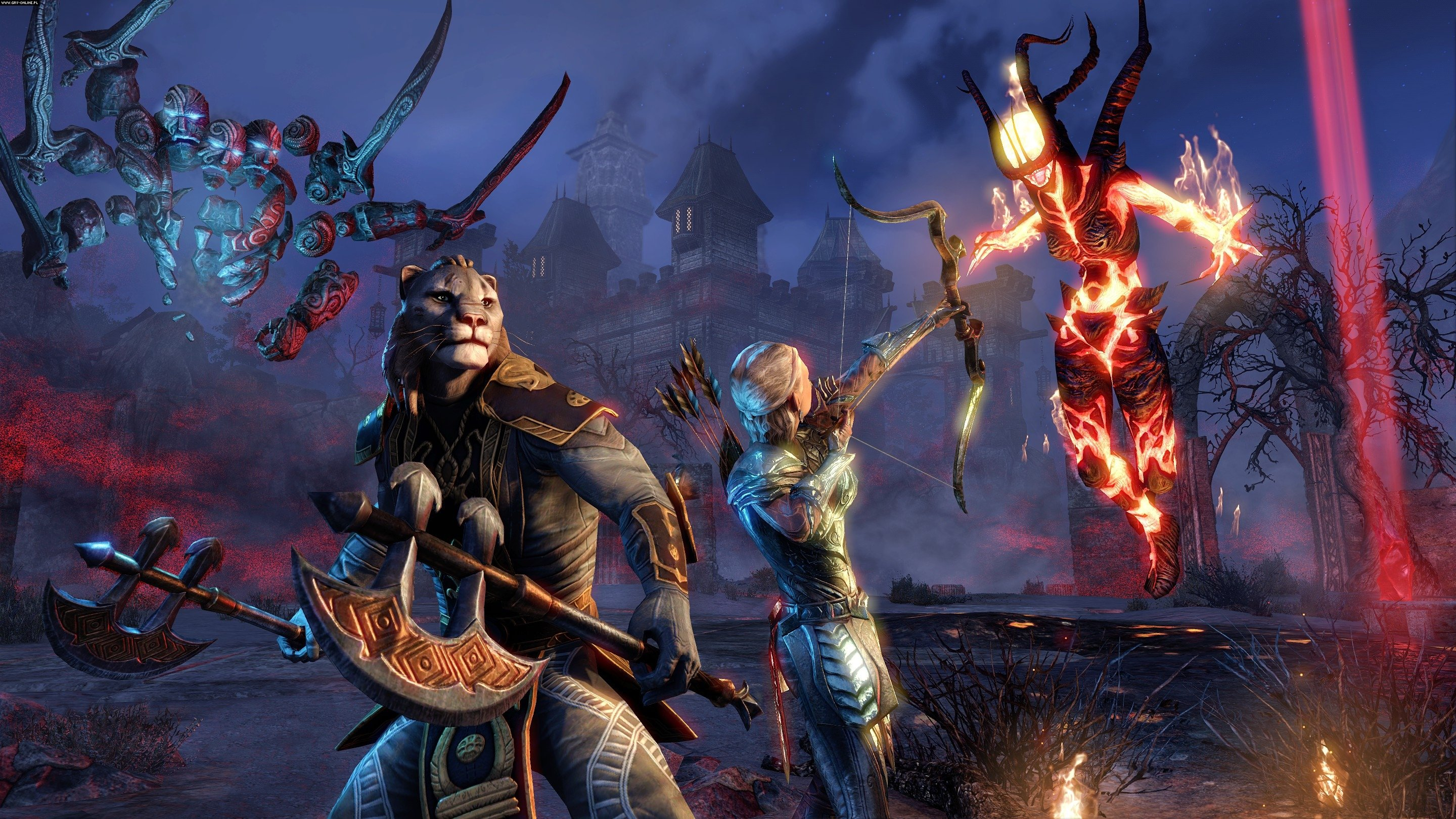 The Elder Scrolls Online: Tamriel Unlimited PC, PS4, XONE Gry Screen 7/104, ZeniMax Online Studios, Bethesda Softworks