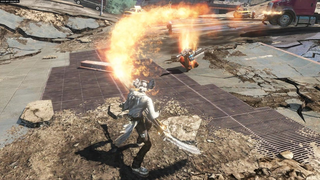Rise of Incarnates PC Gry Screen 39/44, Bandai Namco Entertainment