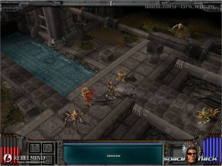 Maximus XV Abraham Strong: Space Mercenary PC Gry Screen 19/47, Rebelmind, Rebel Games