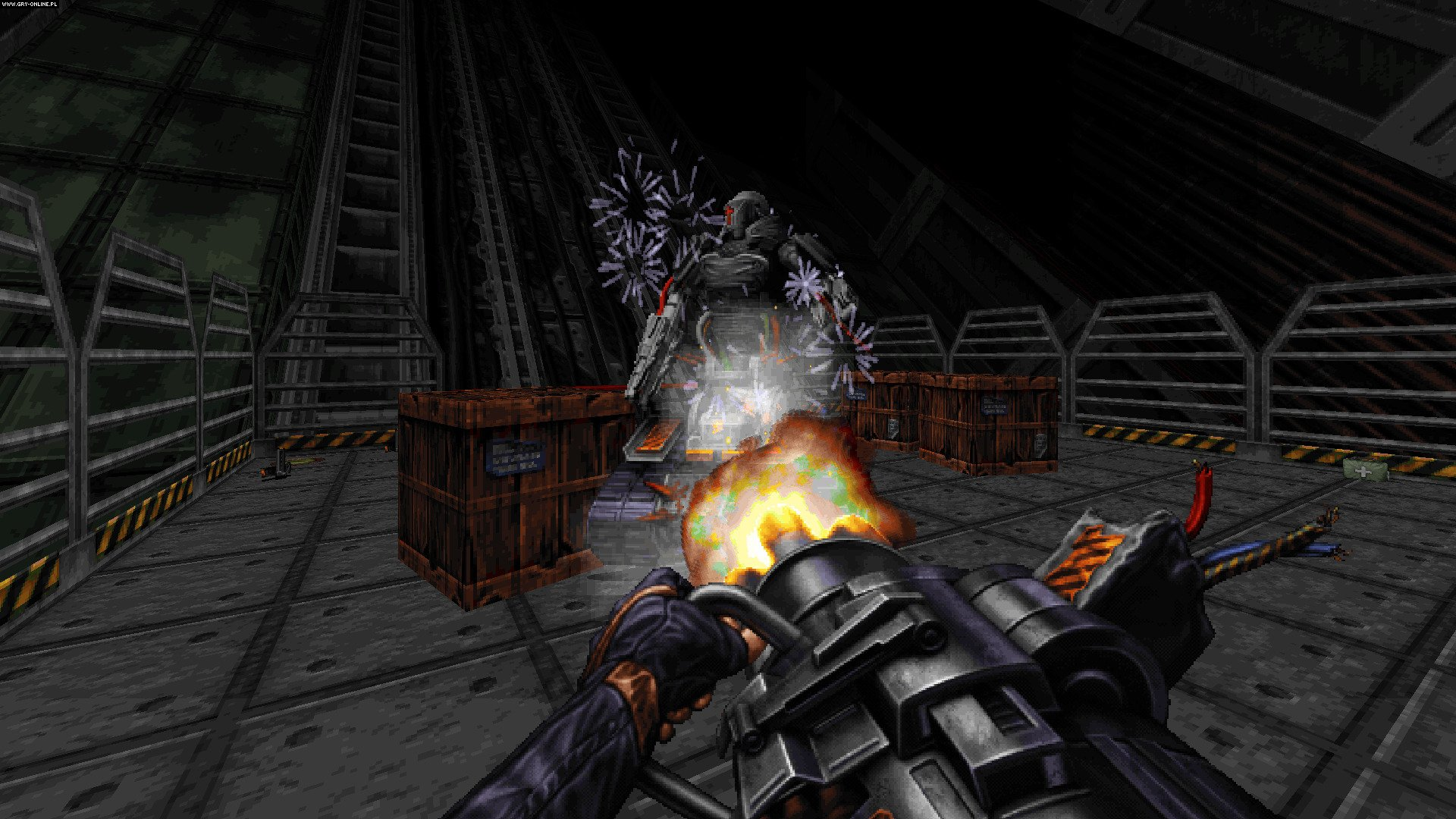 Ion Fury PC Games Image 3/33, Voidpoint, 3D Realms