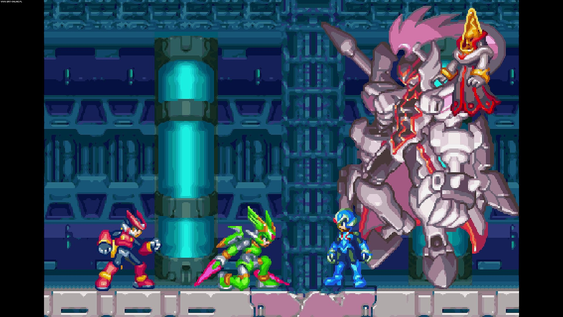 Mega Man Zero/ZX Legacy Collection PC, PS4, XONE, Switch Games Image 8/10, Capcom