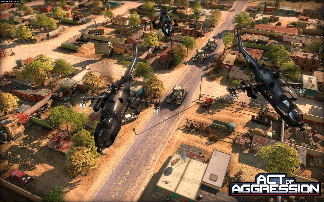 gamescom 2014 act of aggression
