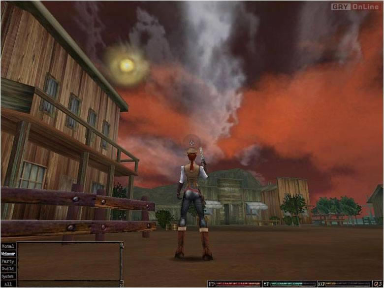 Priest (gra), Rush Online - screen 5/17, Screeny z wersji beta, zdj�cie z gry w wersji PC, RPG - data publikacji: 2003-04-09 15:19:58 - gry-online.pl