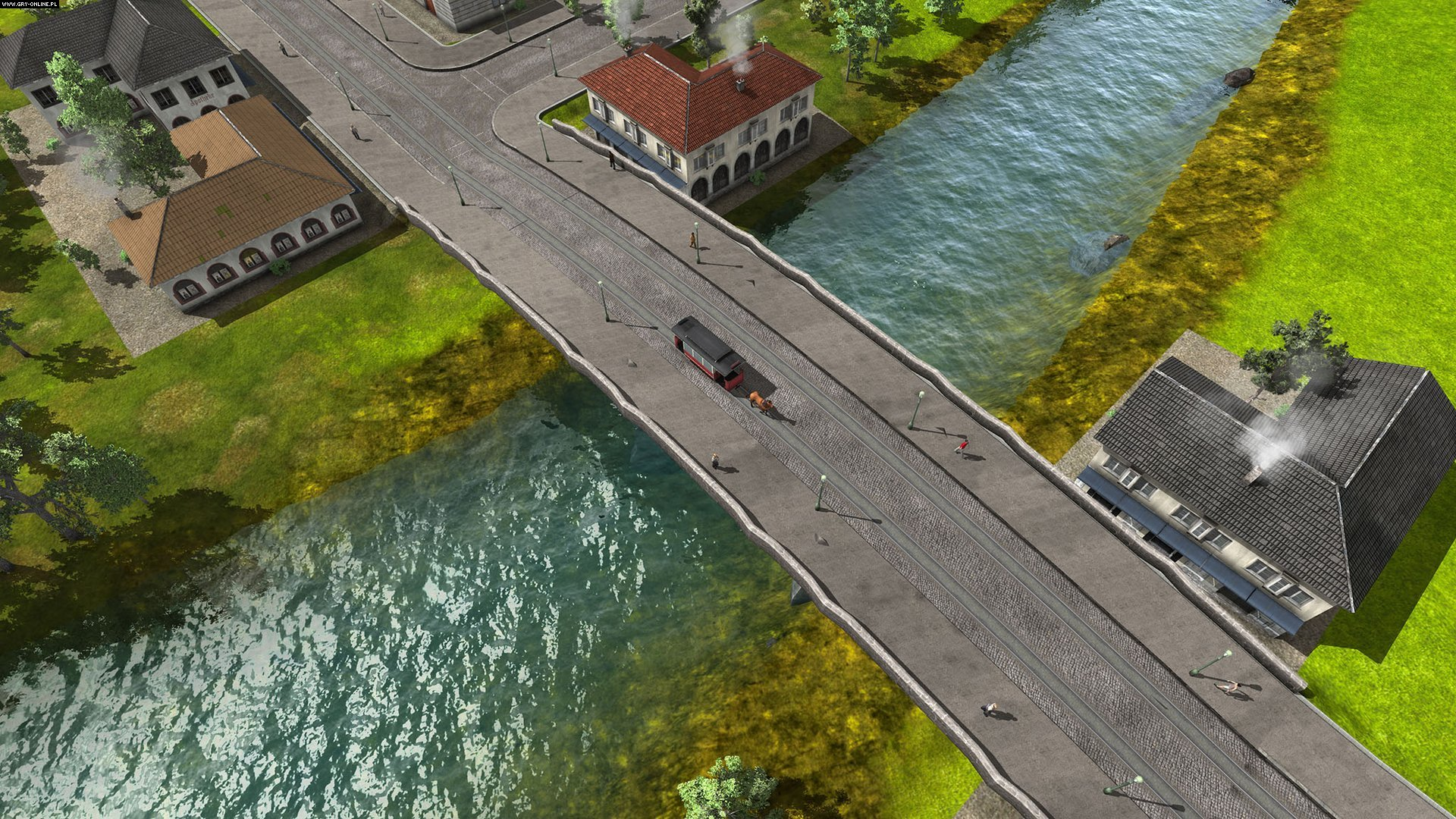Train Fever PC Games Image 3/13, Urban Games, Good Shepherd Entertainment / Gambitious