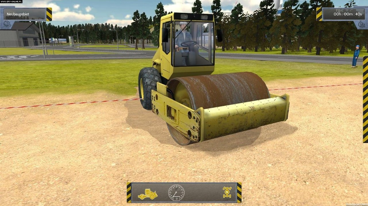 construction equipment simulator games online