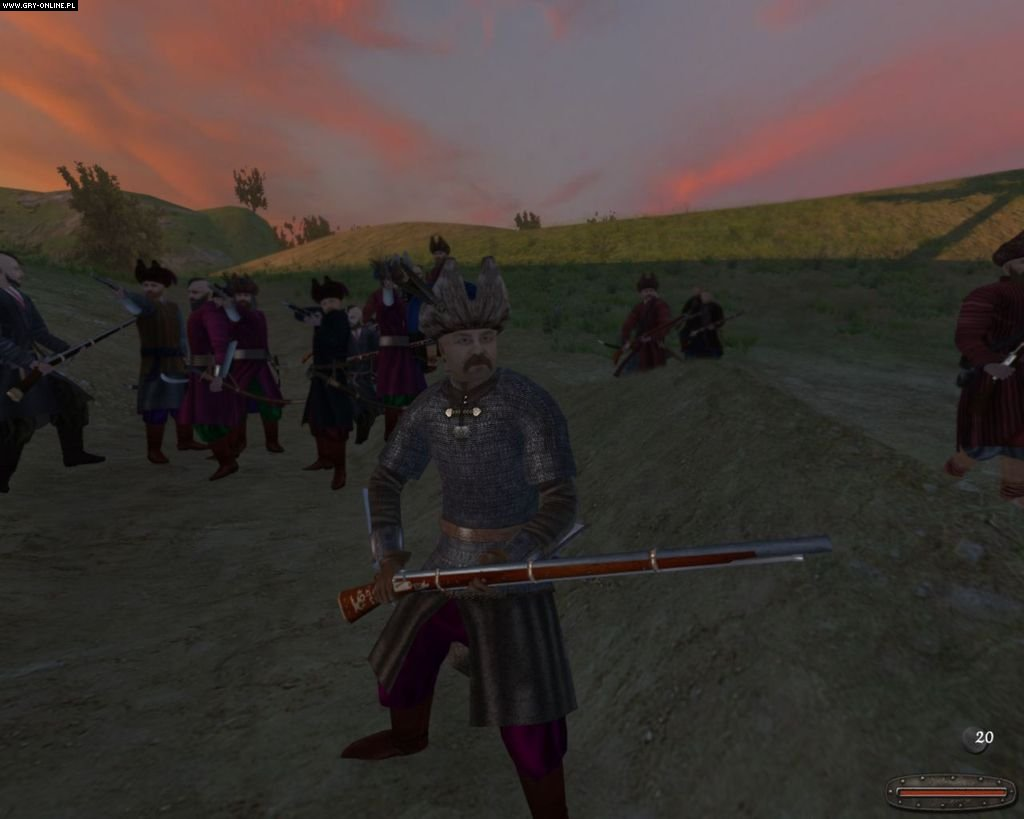 Mount & Blade: Ogniem i Mieczem PC Gry Screen 3/7, TaleWorlds, CDP