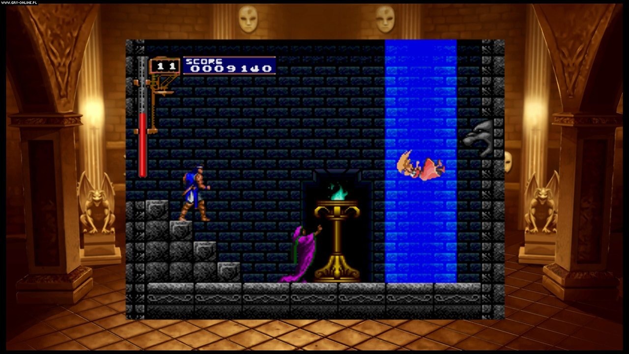 Castlevania Requiem: Symphony of the Night & Rondo of Blood PS4 Games Image 2/20, Konami