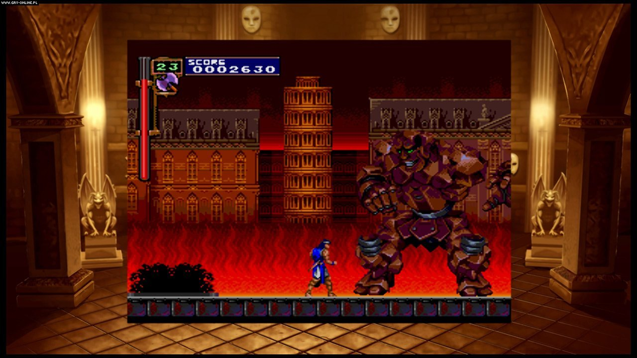 Castlevania Requiem: Symphony of the Night & Rondo of Blood PS4 Games Image 1/20, Konami