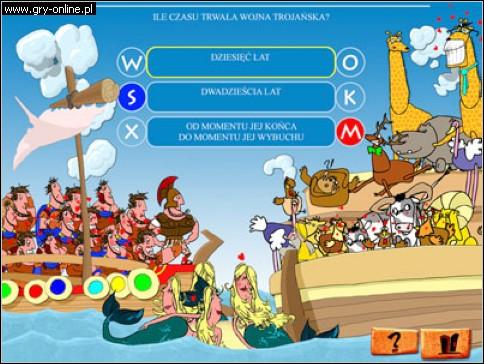 Przygody Odyseusza, Herkules (gra), The Adventure of Odysseus, Hercules - screen 1/4, Screeny z gry, zdj�cie z gry w wersji PC, zr�czno�ciowe, Aidem Media, Aidem Media - data publikacji: 2005-07-21 11:58:35 - gry-online.pl
