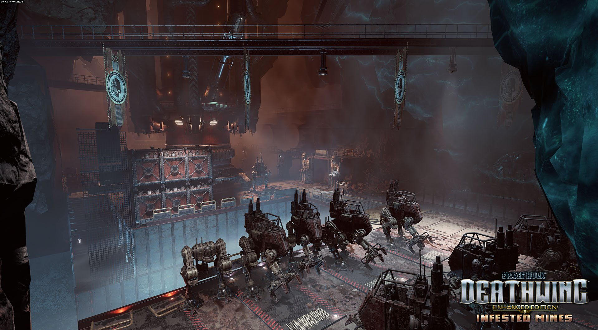 Space Hulk: Deathwing PC, PS4, XONE Gry Screen 4/30, Streum on Studio, Focus Home Interactive