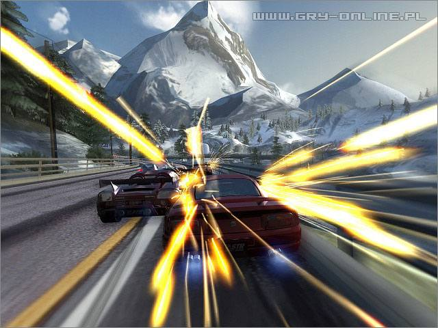 Burnout 3: Takedown PS2 Gry Screen 7/12, Criterion Games, Electronic Arts Inc.