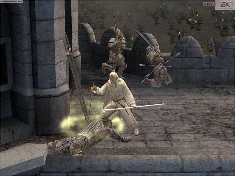 Visceral Games Lord Of The Rings