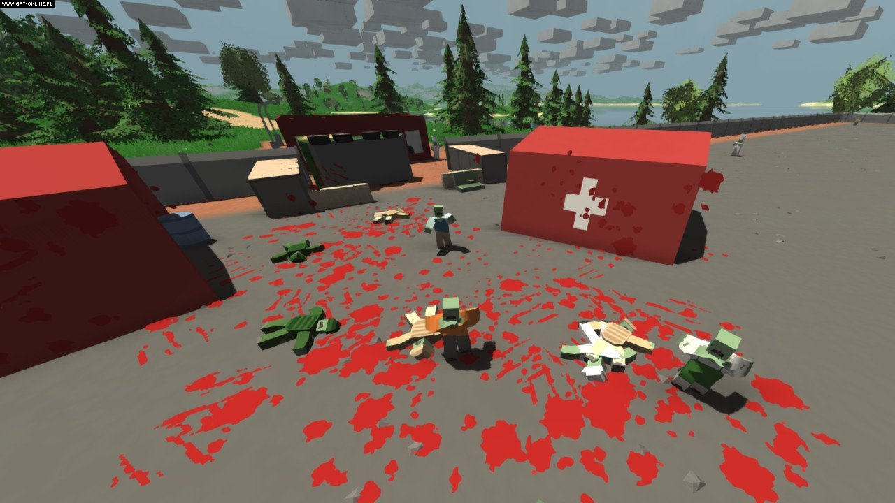 Unturned PC Games Image 9/9, Nelson Sexton, Smartly Dressed Games