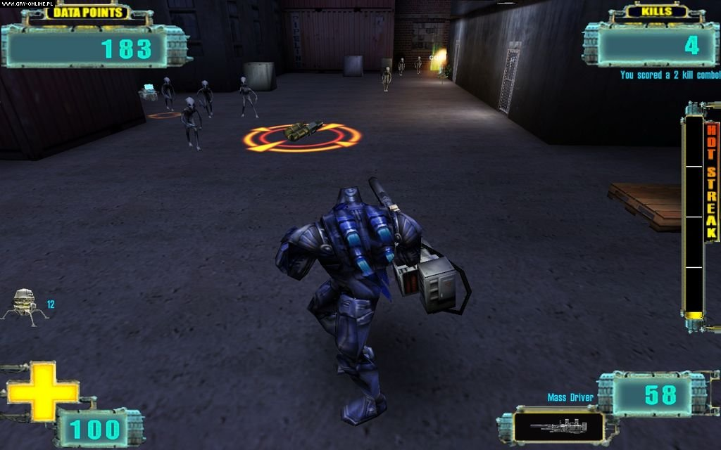 X-com: enforcer - screenshots gallery - screenshot 23/99 - gamepressurecom
