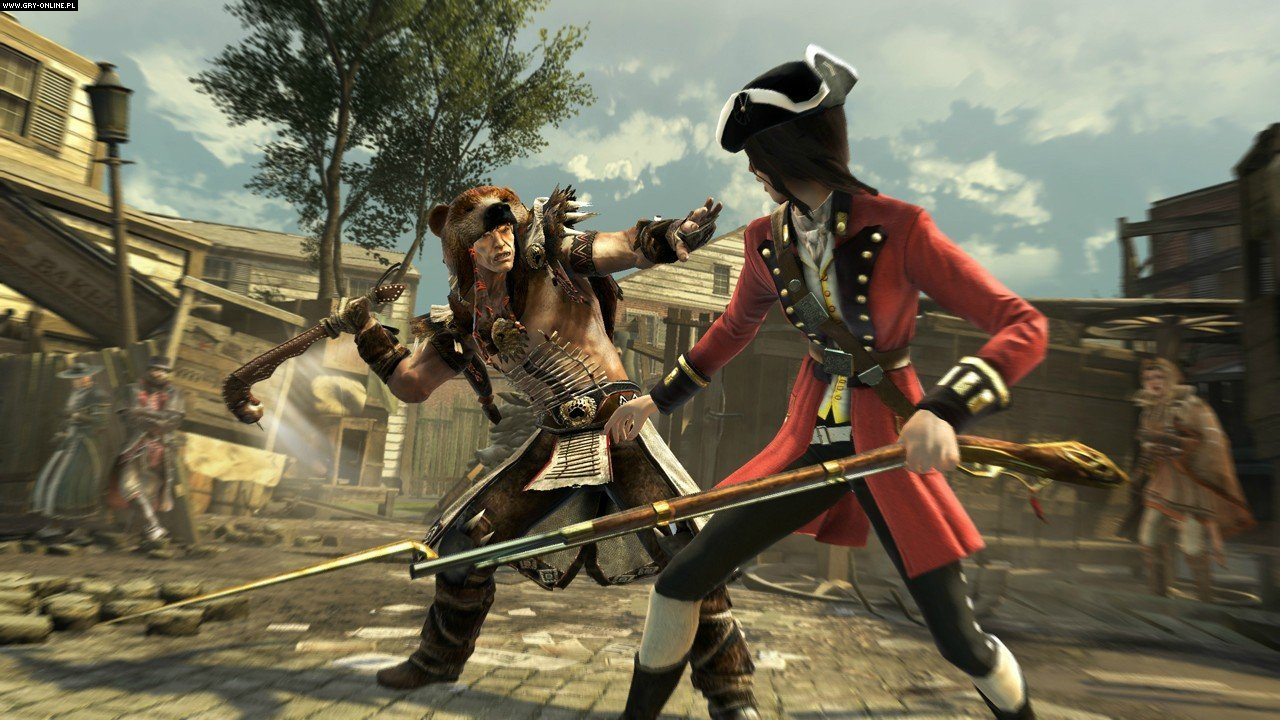 Assassin's Creed III PC, X360, PS3 Games Image 31/101, Ubisoft