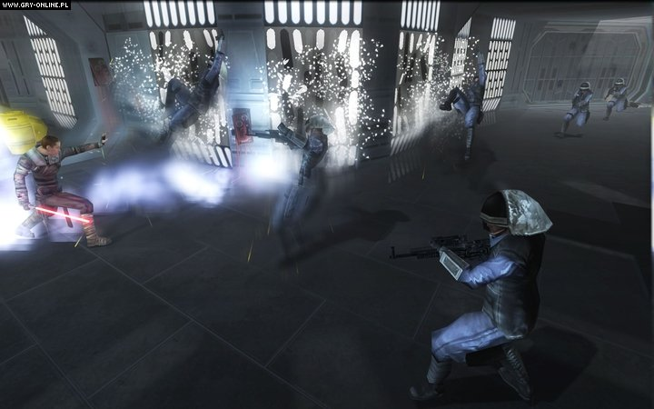 Star Wars: The Force Unleashed Wii Gry Screen 60/73, LucasArts