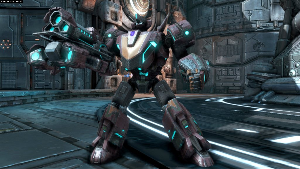 Transformers: Upadek Cybertronu PC, X360, PS3 Gry Screen 24/136, High Moon Studios, Activision Blizzard