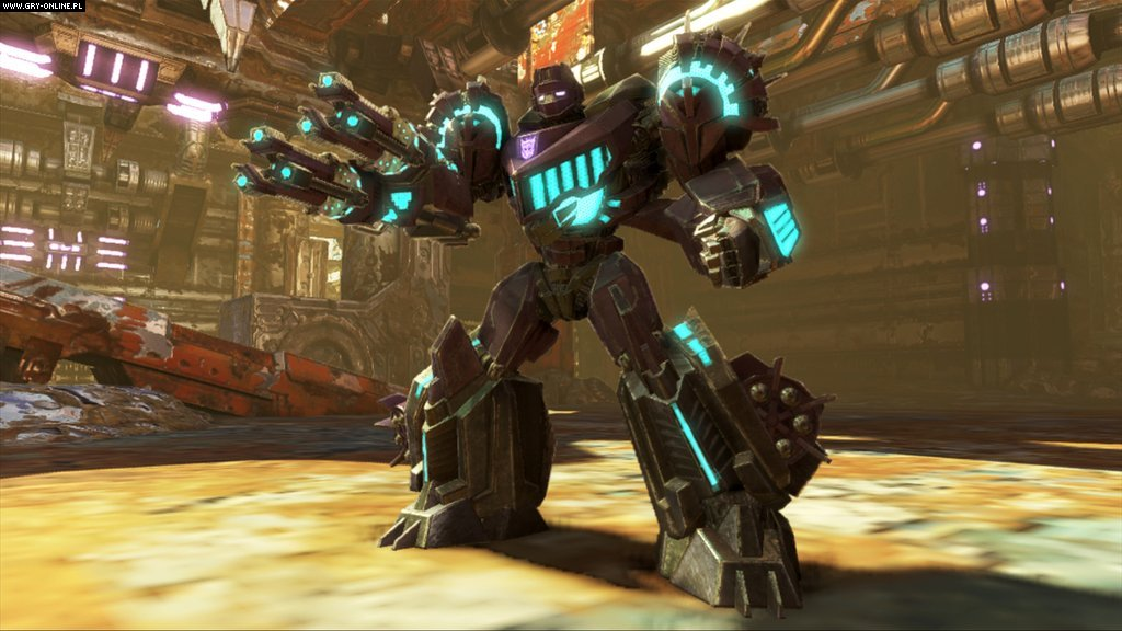 Transformers: Upadek Cybertronu PC, X360, PS3 Gry Screen 22/136, High Moon Studios, Activision Blizzard