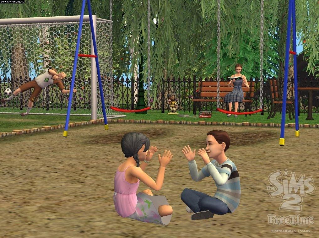 The Sims 2: FreeTime - screenshots gallery - screenshot 4/21