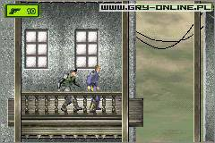 Tom Clancy's Splinter Cell GBA Gry Screen 9/30, Ubisoft