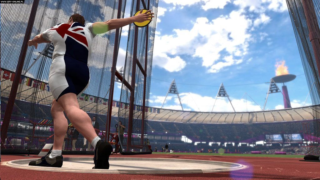 London 2012: The Official Video Game of the Olympic Games PC, X360, PS3 Gry Screen 7/79, SEGA