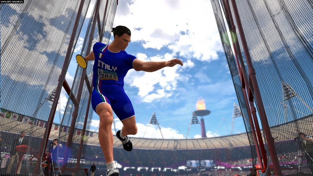 London 2012: The Official Video Game of the Olympic Games PC, X360, PS3 Gry Screen 5/79, SEGA
