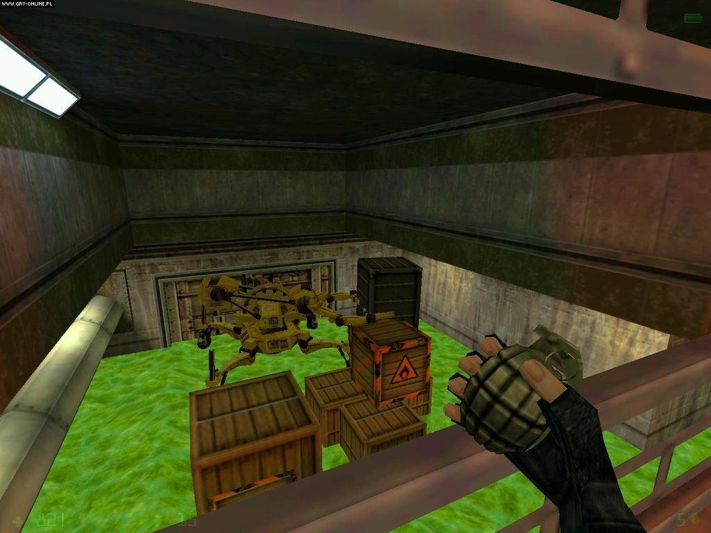 Half-life: opposing force ost - 02 - orbit