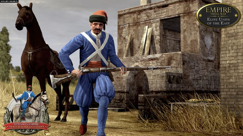 Empire: Total War PC Gry Screen 5/105, Creative Assembly, SEGA