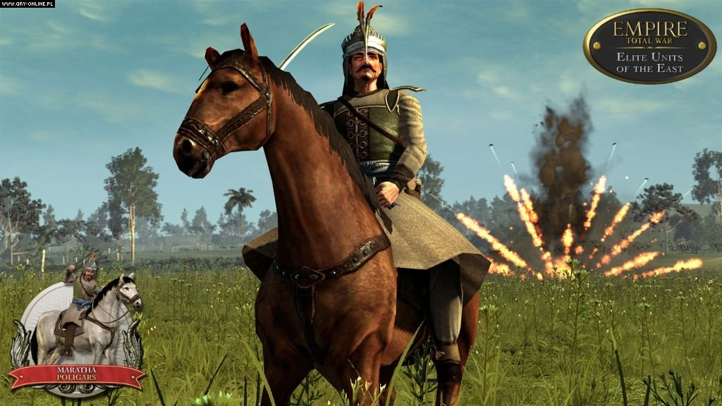 Empire: Total War PC Gry Screen 3/105, Creative Assembly, SEGA