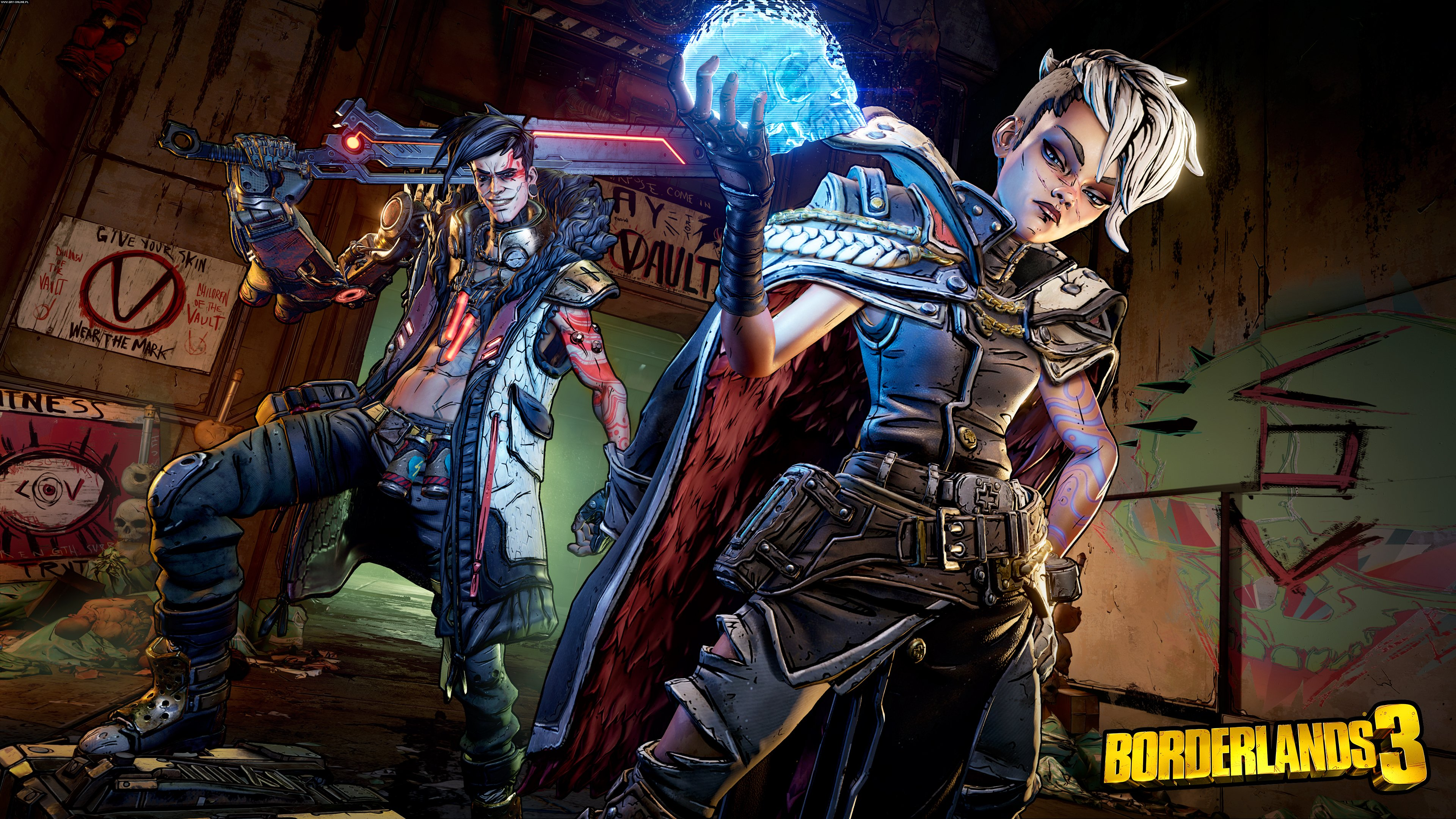 Borderlands 3 PC, PS4, XONE Games Image 21/35, Gearbox Software, 2K Games