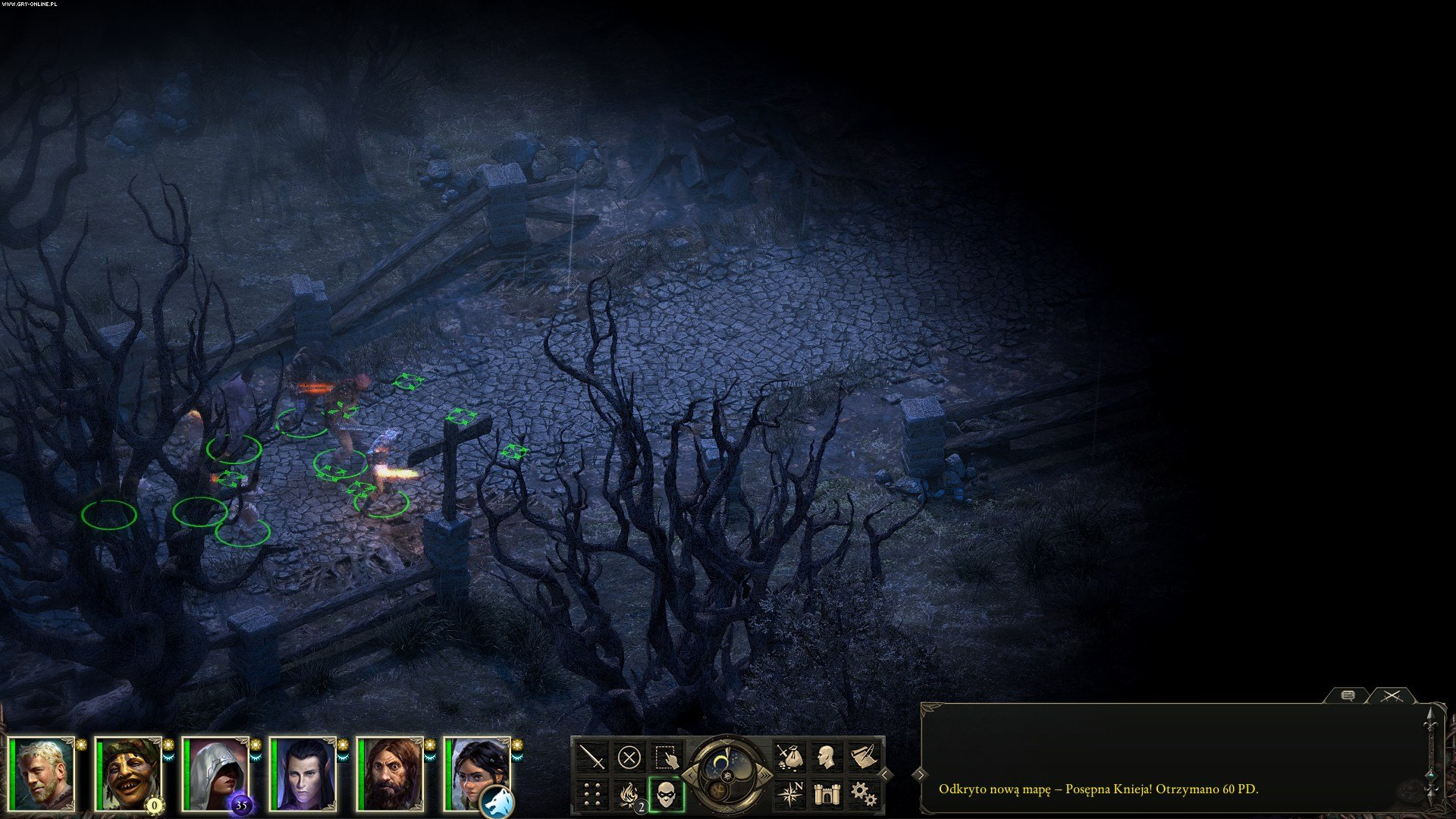 Pillars of Eternity PC Games Image 7/89, Obsidian Entertainment, Paradox Interactive