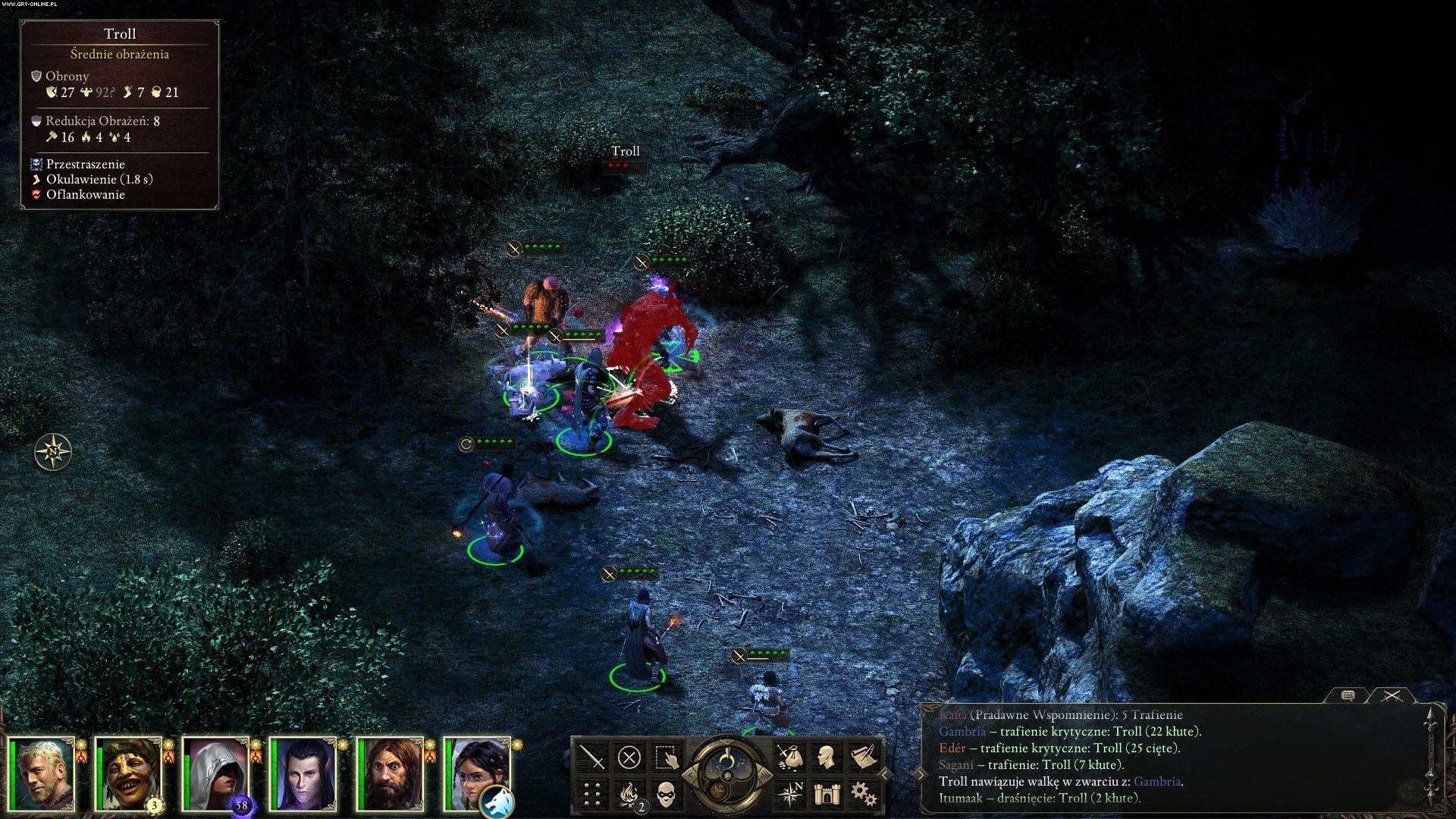 Pillars of Eternity PC Games Image 3/89, Obsidian Entertainment, Paradox Interactive