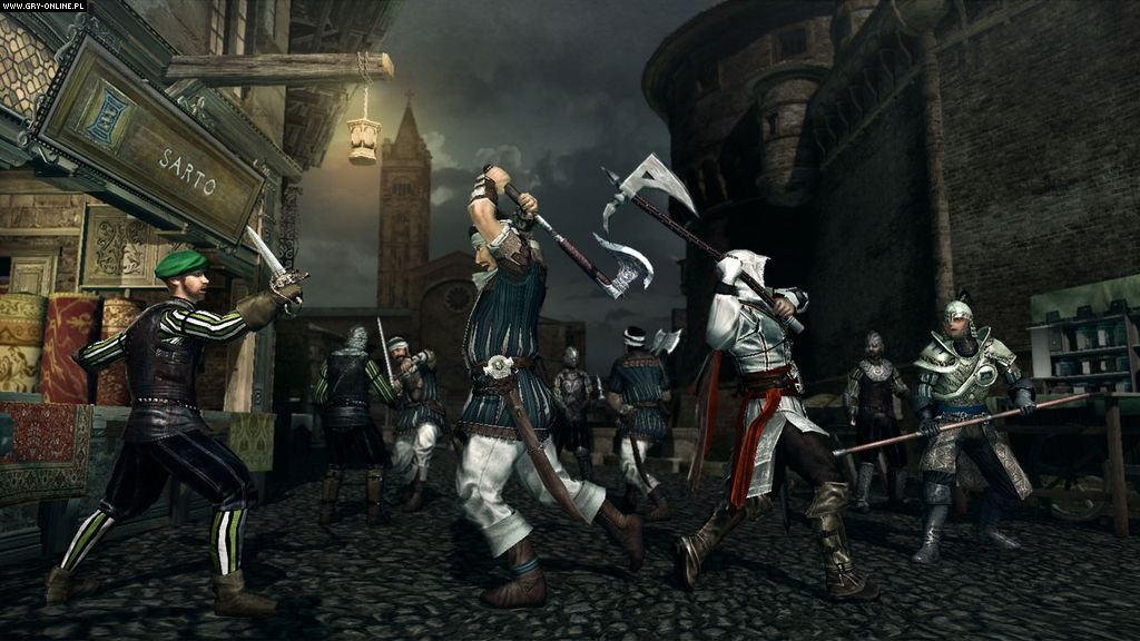 Assassin's Creed II: Battle of Forli X360 Games Image 1/5, Ubisoft