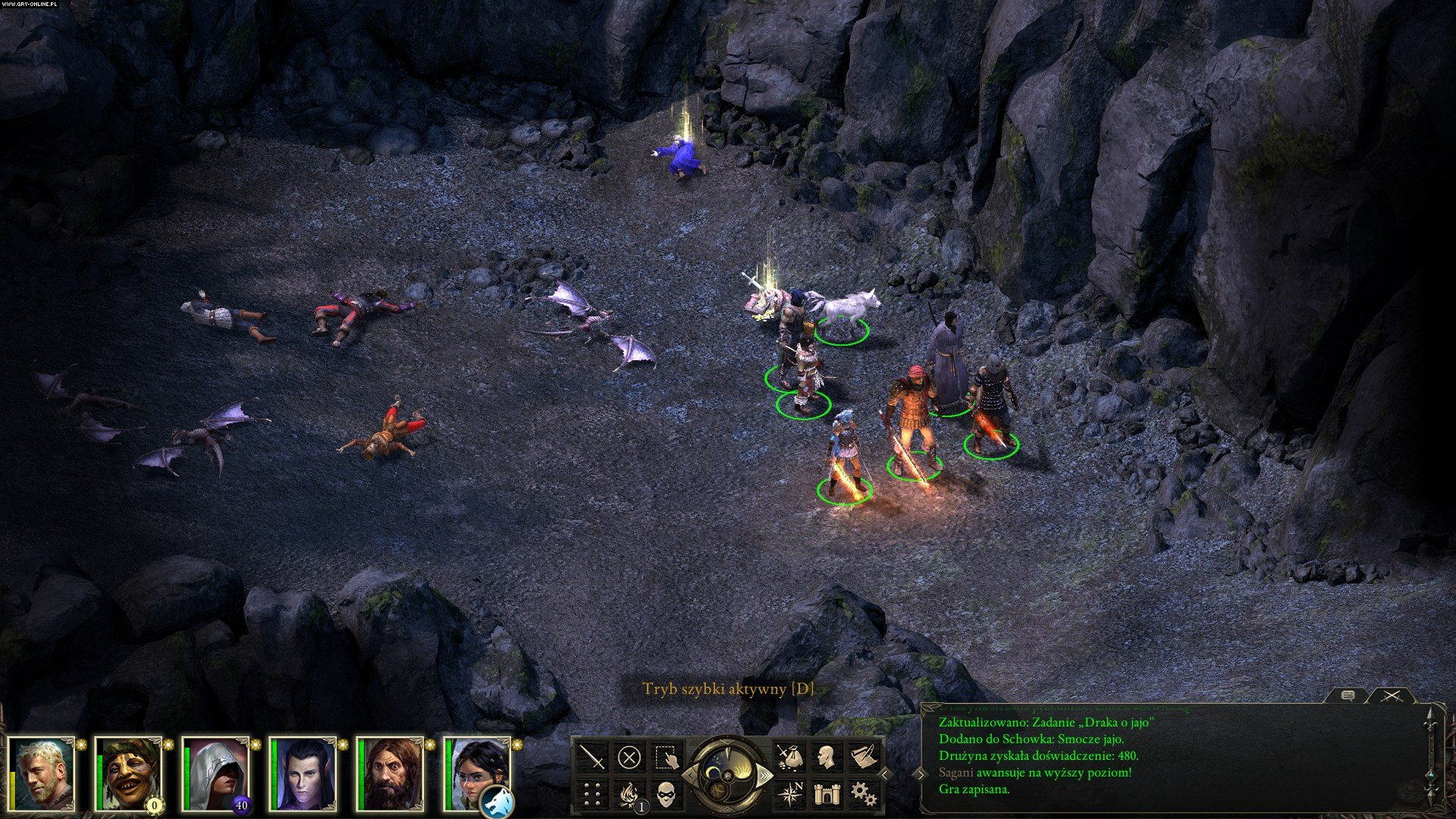 Pillars of Eternity PC Games Image 5/93, Obsidian Entertainment, Paradox Interactive