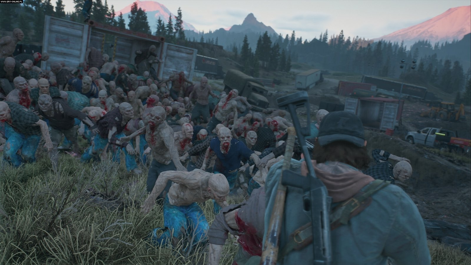 Days Gone PS4 Games Image 5/64, Bend Studio, Sony Interactive Entertainment