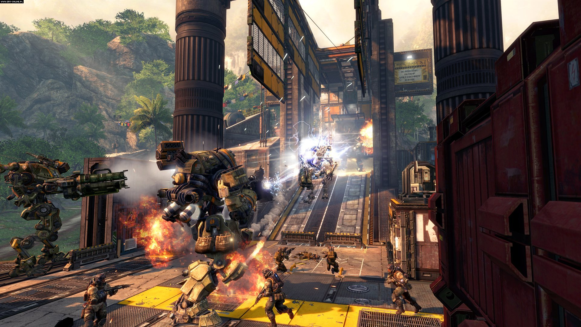 Titanfall PC, X360, XONE Games Image 5/39, Respawn Entertainment, Electronic Arts Inc.