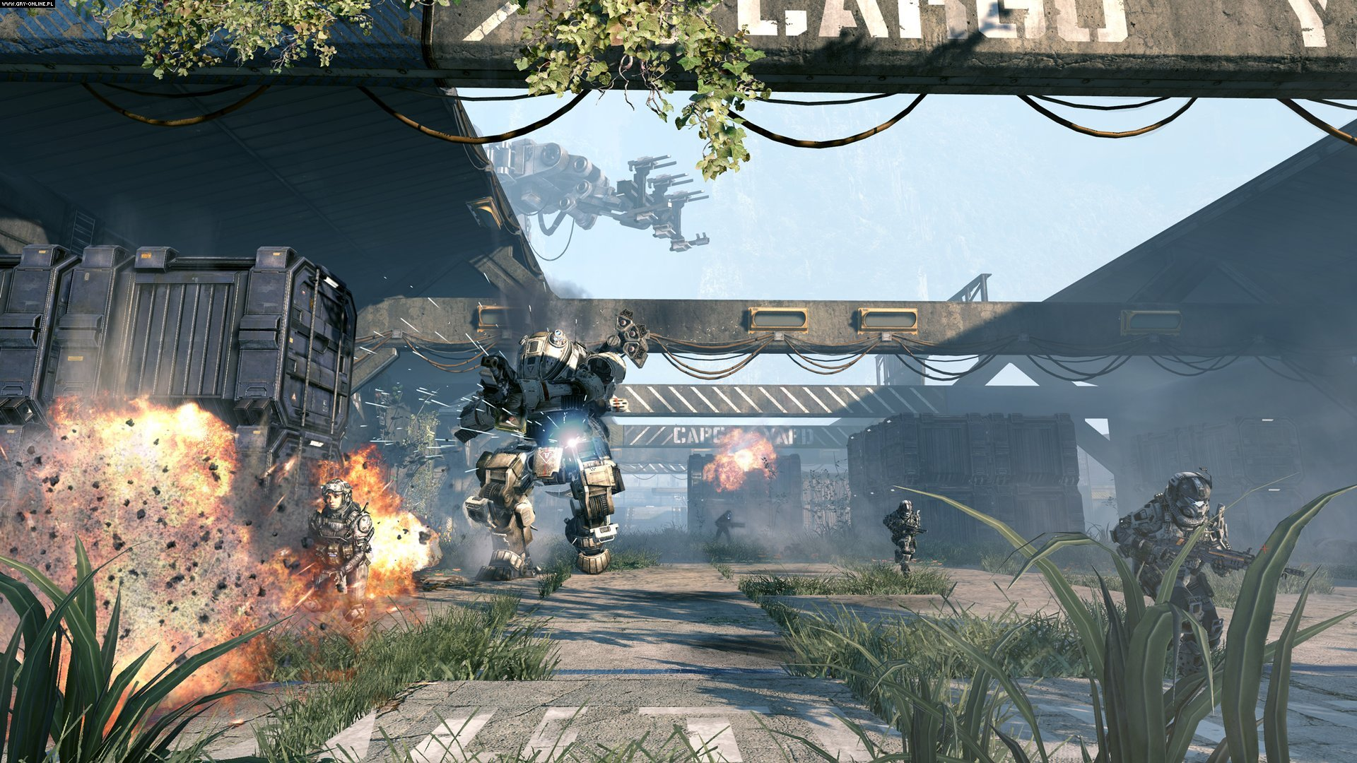 Titanfall PC, X360, XONE Games Image 1/39, Respawn Entertainment, Electronic Arts Inc.
