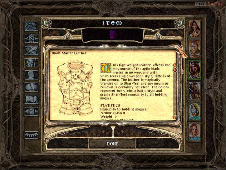 Baldur's Gate II: Shadows of Amn PC Games Image 4/18, BioWare Corporation, Interplay Entertainment