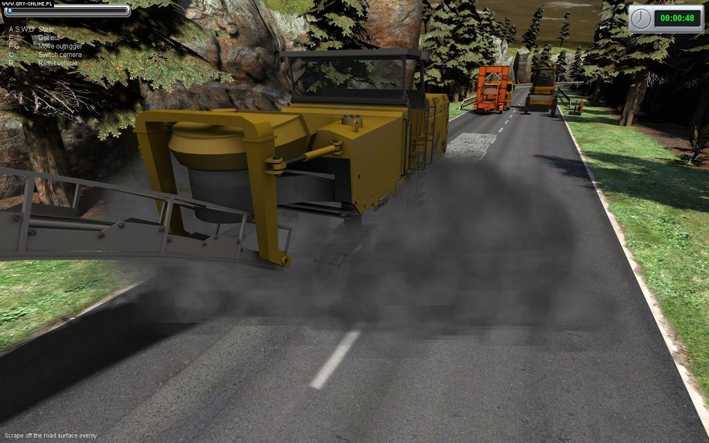 Road Construction Simulator - screenshots gallery
