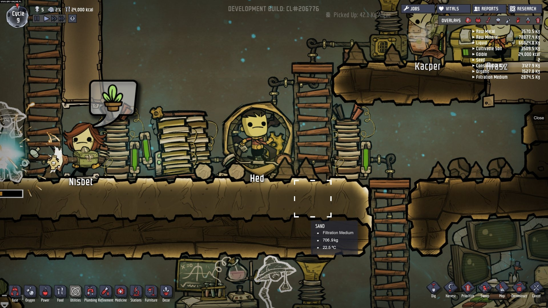 Oxygen Not Included PC Gry Screen 29/36, Klei Entertainment