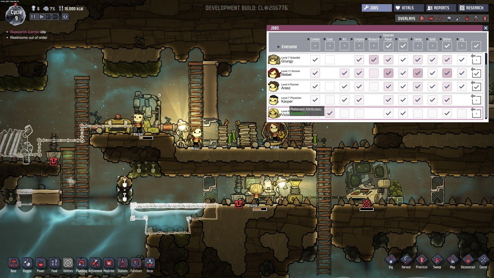 Oxygen Not Included PC Gry Screen 24/36, Klei Entertainment