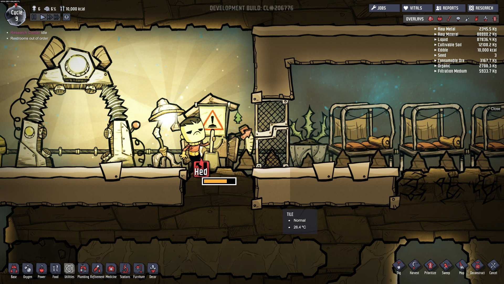 Oxygen Not Included PC Gry Screen 23/36, Klei Entertainment