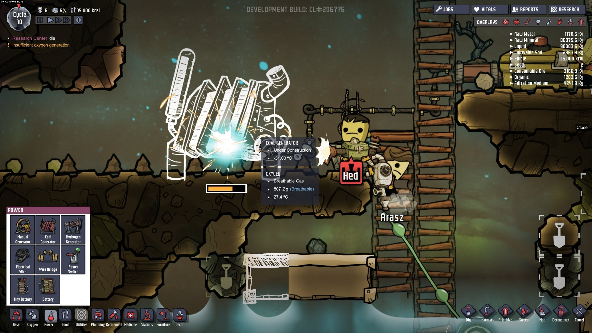 Oxygen Not Included PC Gry Screen 22/36, Klei Entertainment