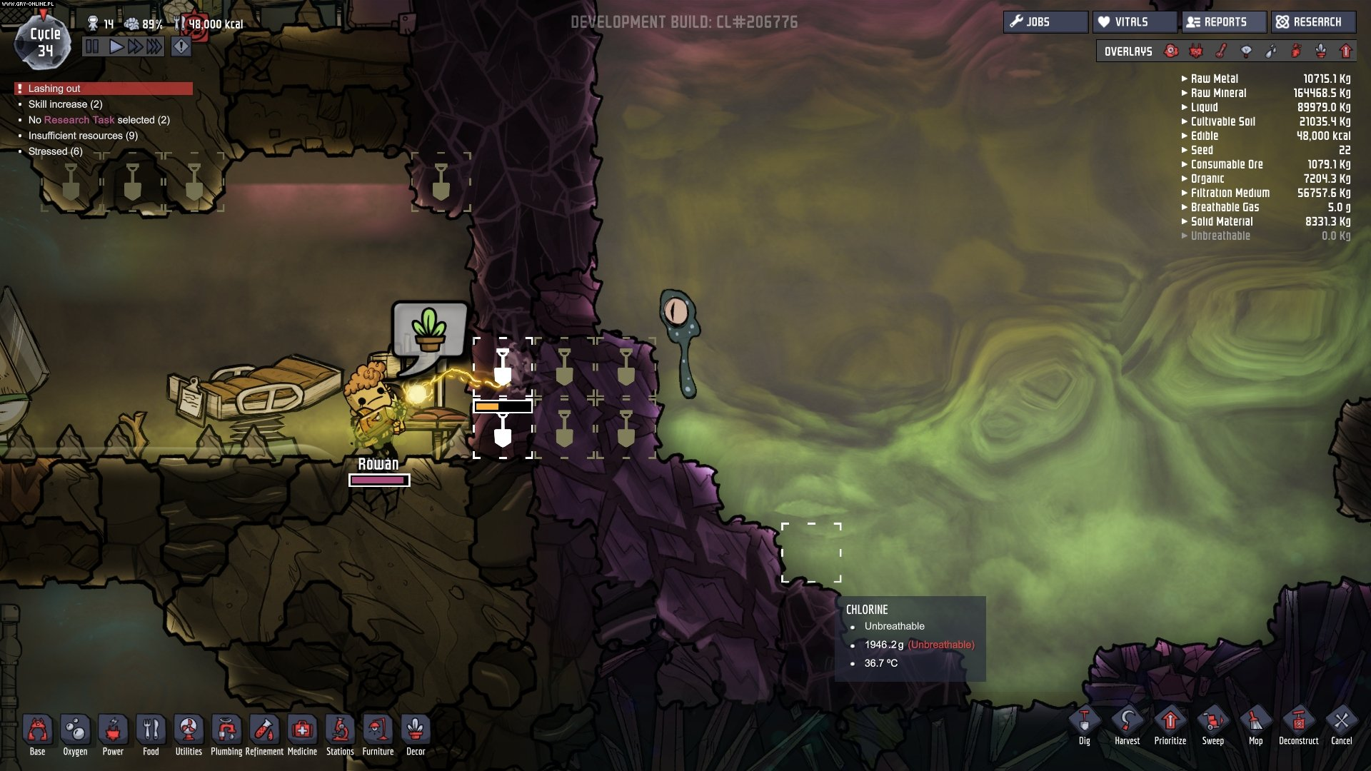 Oxygen Not Included PC Gry Screen 13/36, Klei Entertainment