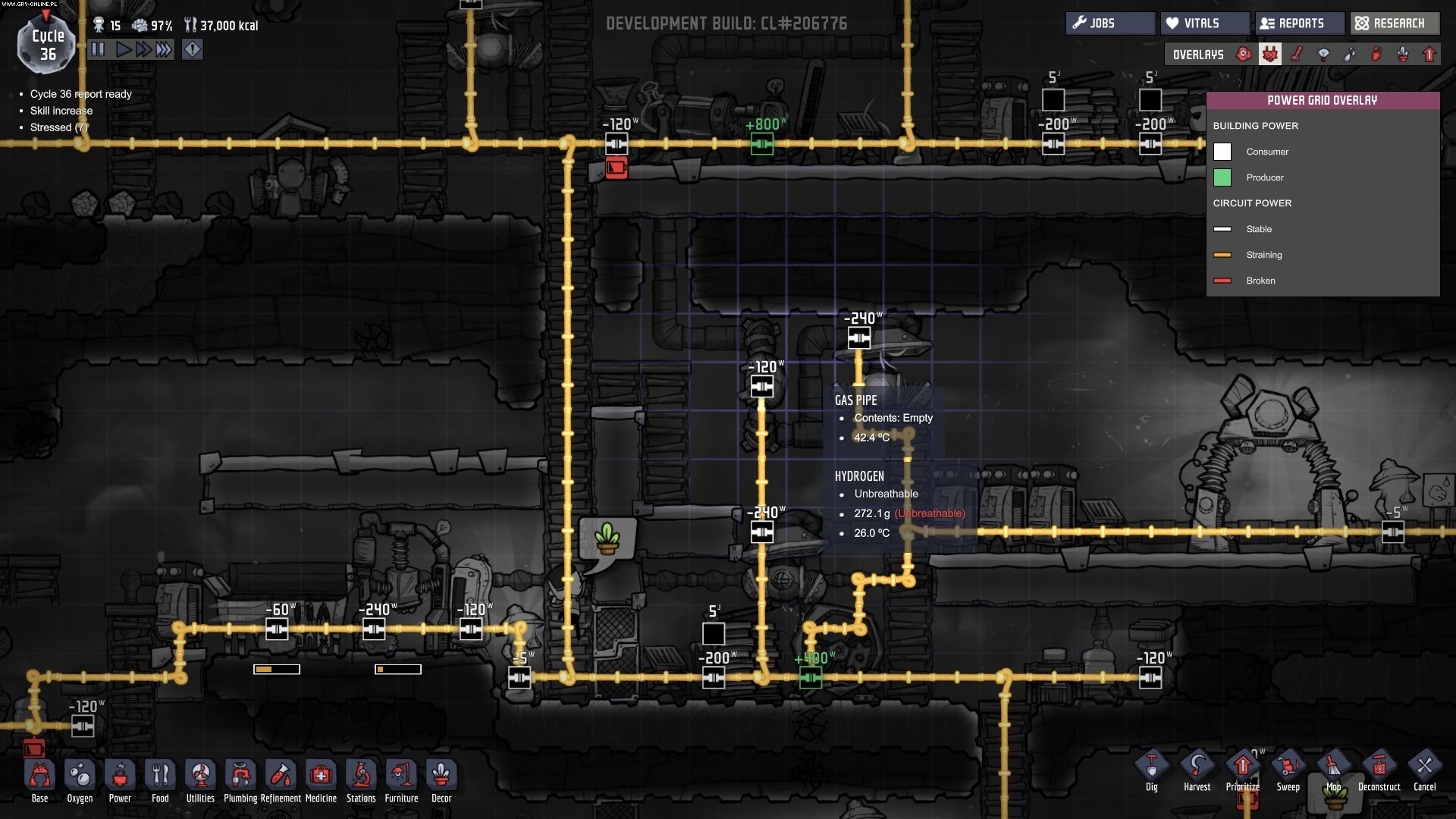 Oxygen Not Included PC Gry Screen 10/42, Klei Entertainment