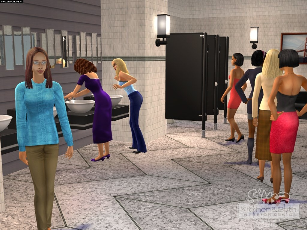 The Sims 2 Kitchen Bath Interior Design Stuff Screenshots Gallery Screenshot 2 14