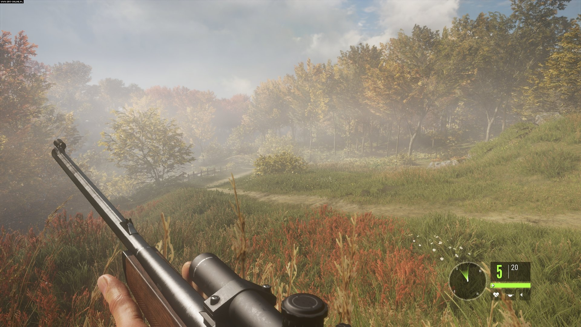 theHunter: Call of the Wild PC Gry Screen 71/79, Expansive Worlds, Avalanche Studios