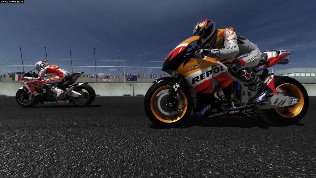 MotoGP 08 - screenshots gallery - screenshot 37/85 - gamepressure.com