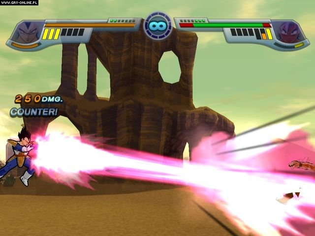 Dragon Ball Z: Infinite World PS2 Gry Screen 8/51, Dimps Corporation, Atari / Infogrames