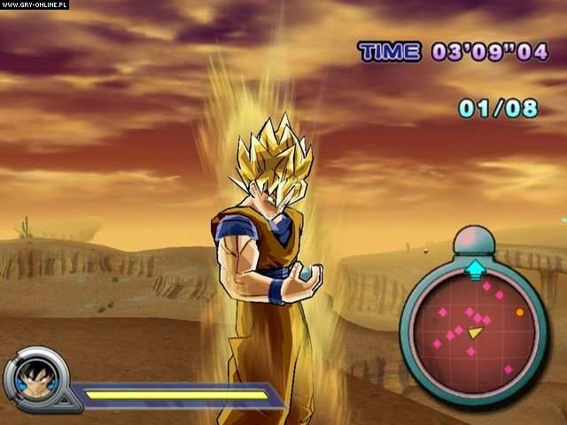 Dragon Ball Z: Infinite World PS2 Gry Screen 1/51, Dimps Corporation, Atari / Infogrames
